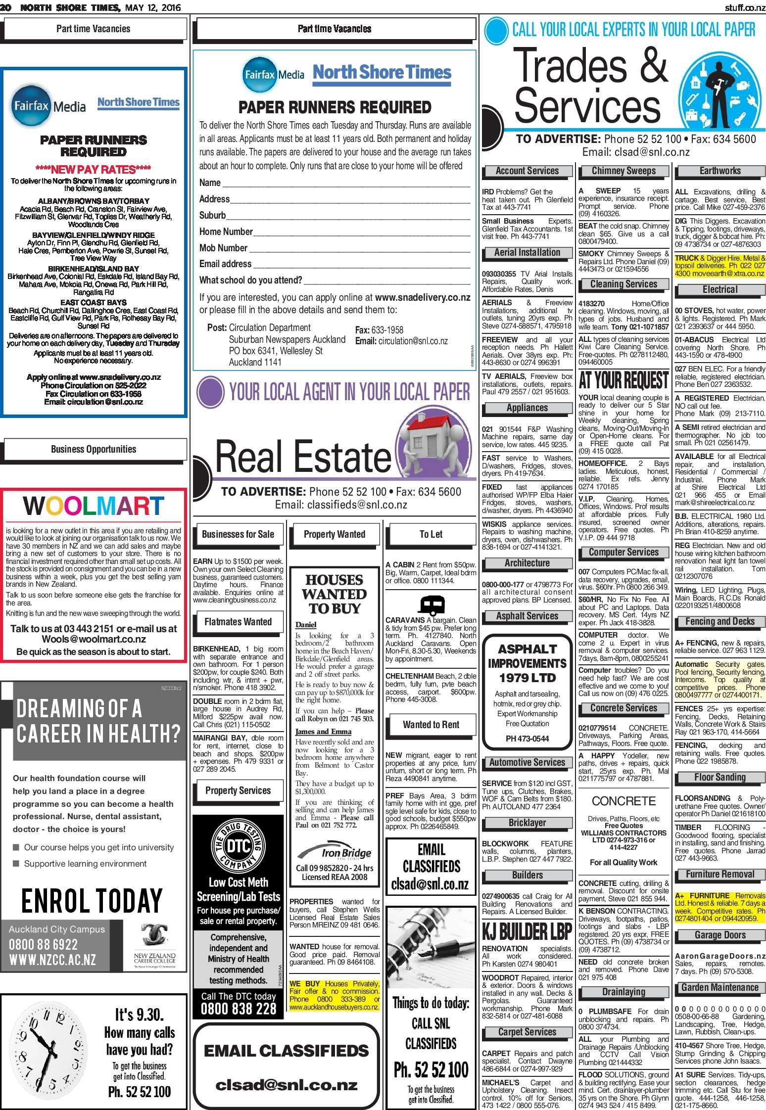 Online classifieds nz