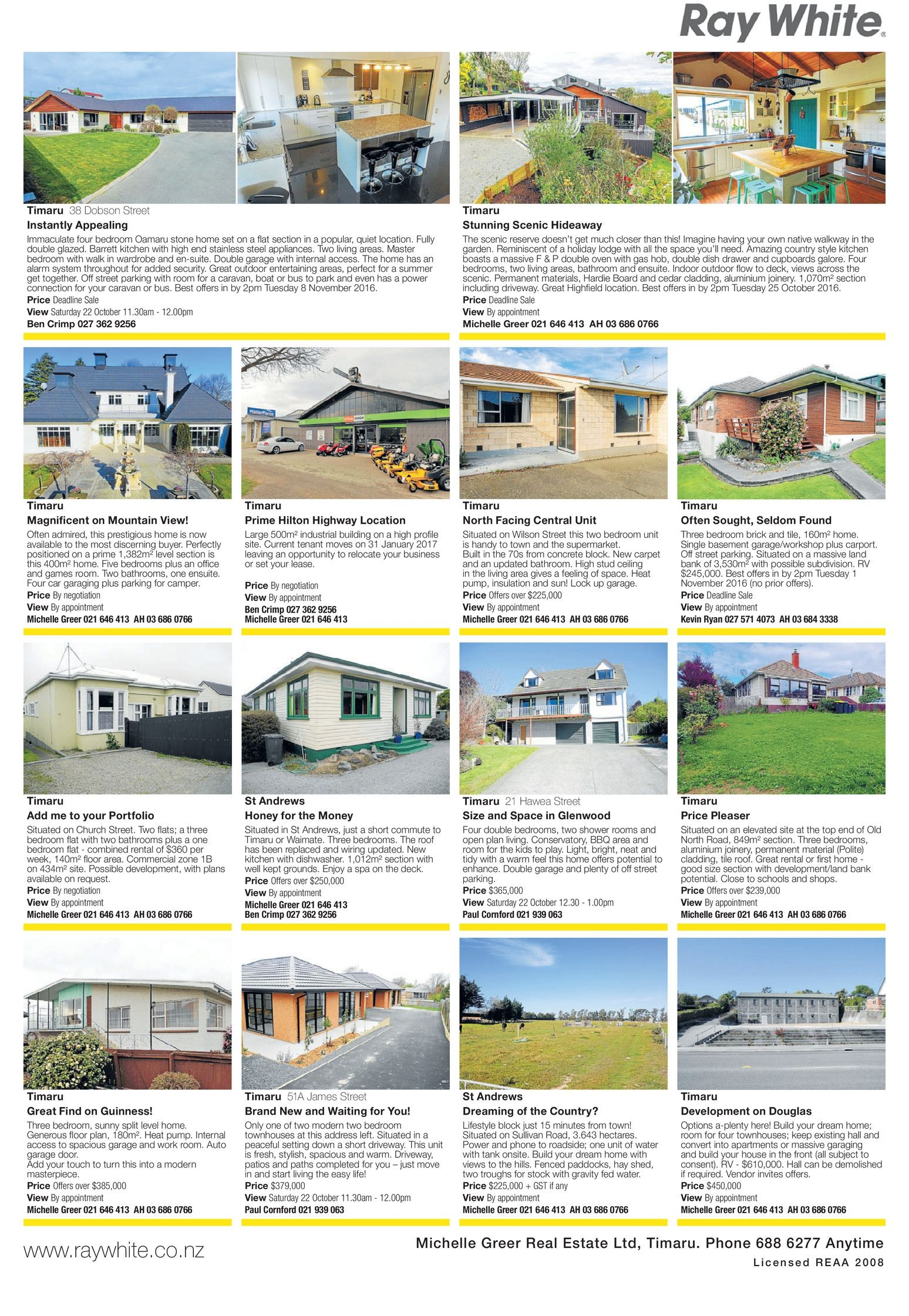 South Canterbury Herald Real Estate Read Online On Neighbourly Wiring Money Near Me