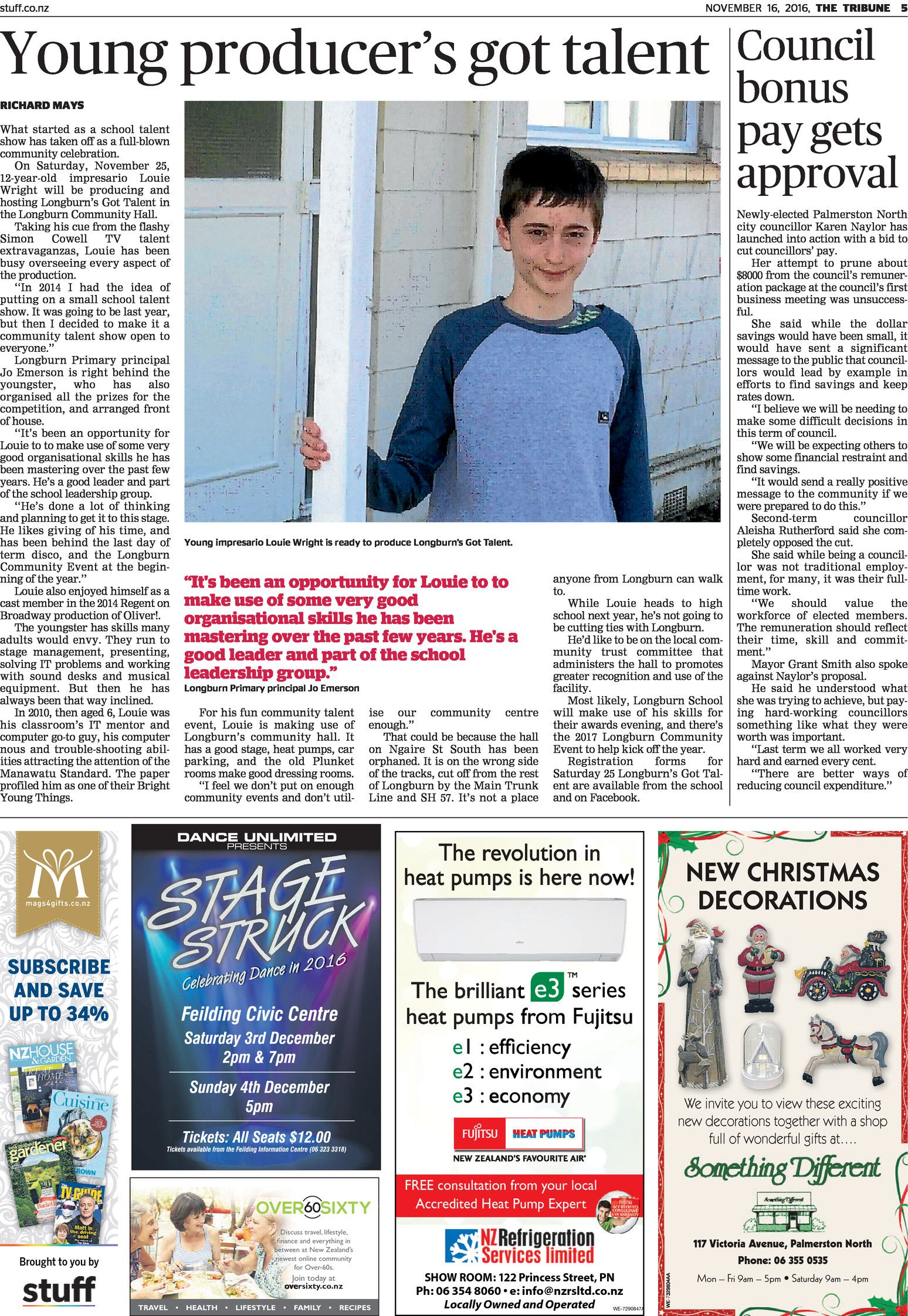 The Tribune - Read online on Neighbourly