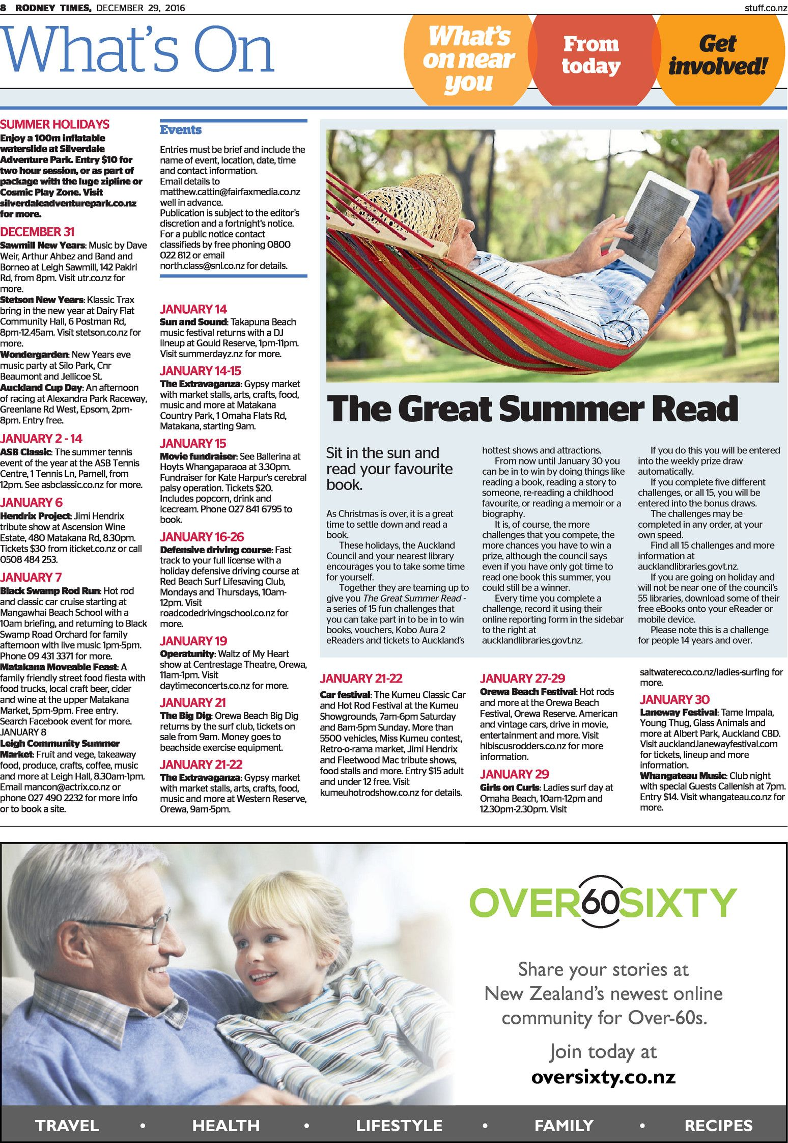 Rodney Times - Read online on Neighbourly