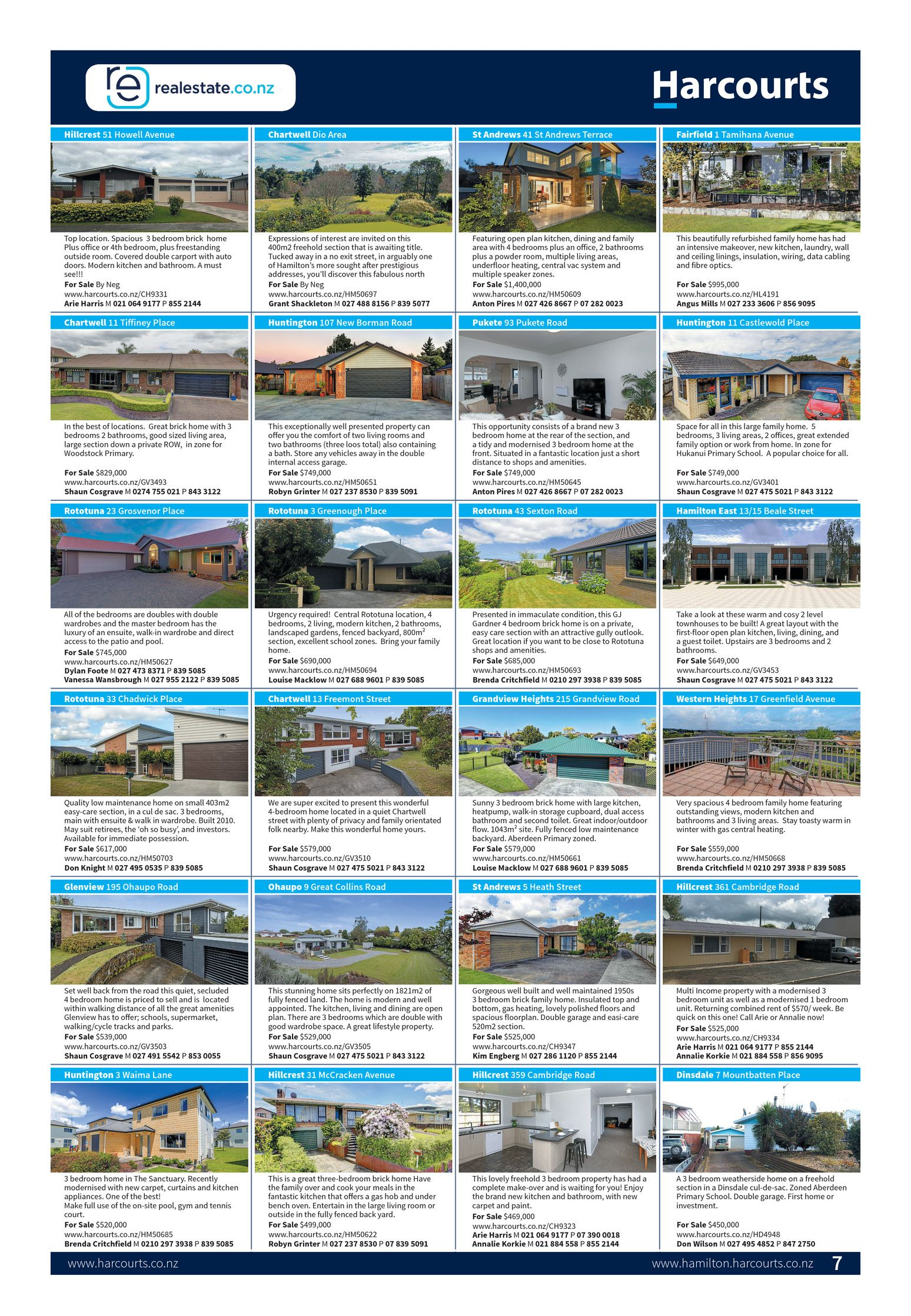 Waikato Harcourts - Read online on Neighbourly