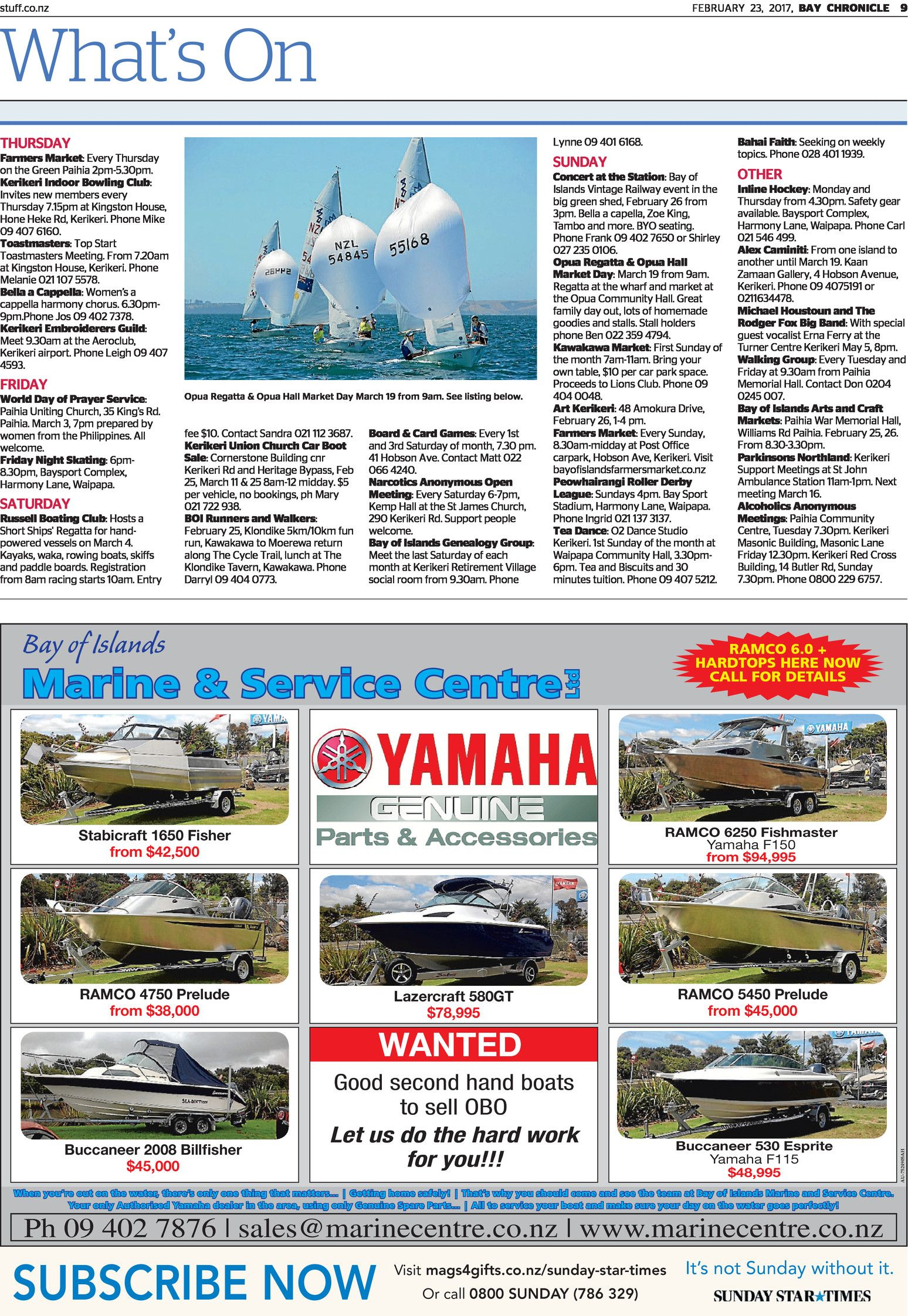 The Bay Chronicle - Read online on Neighbourly