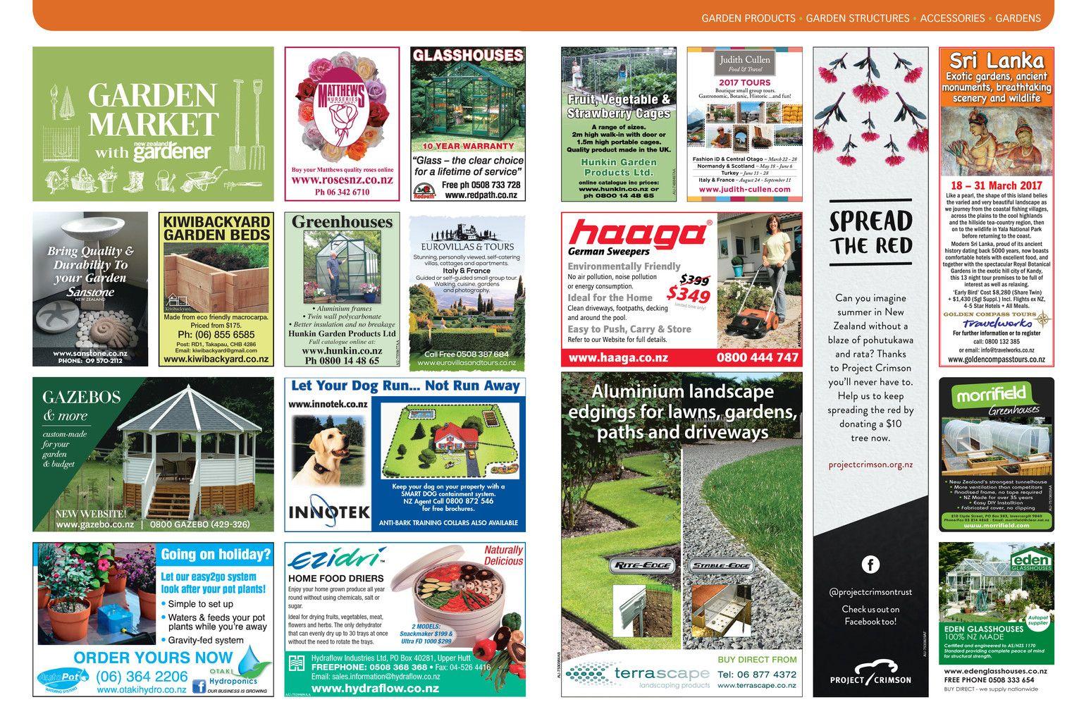 NZ Gardener & Get Growing - Read online on Neighbourly
