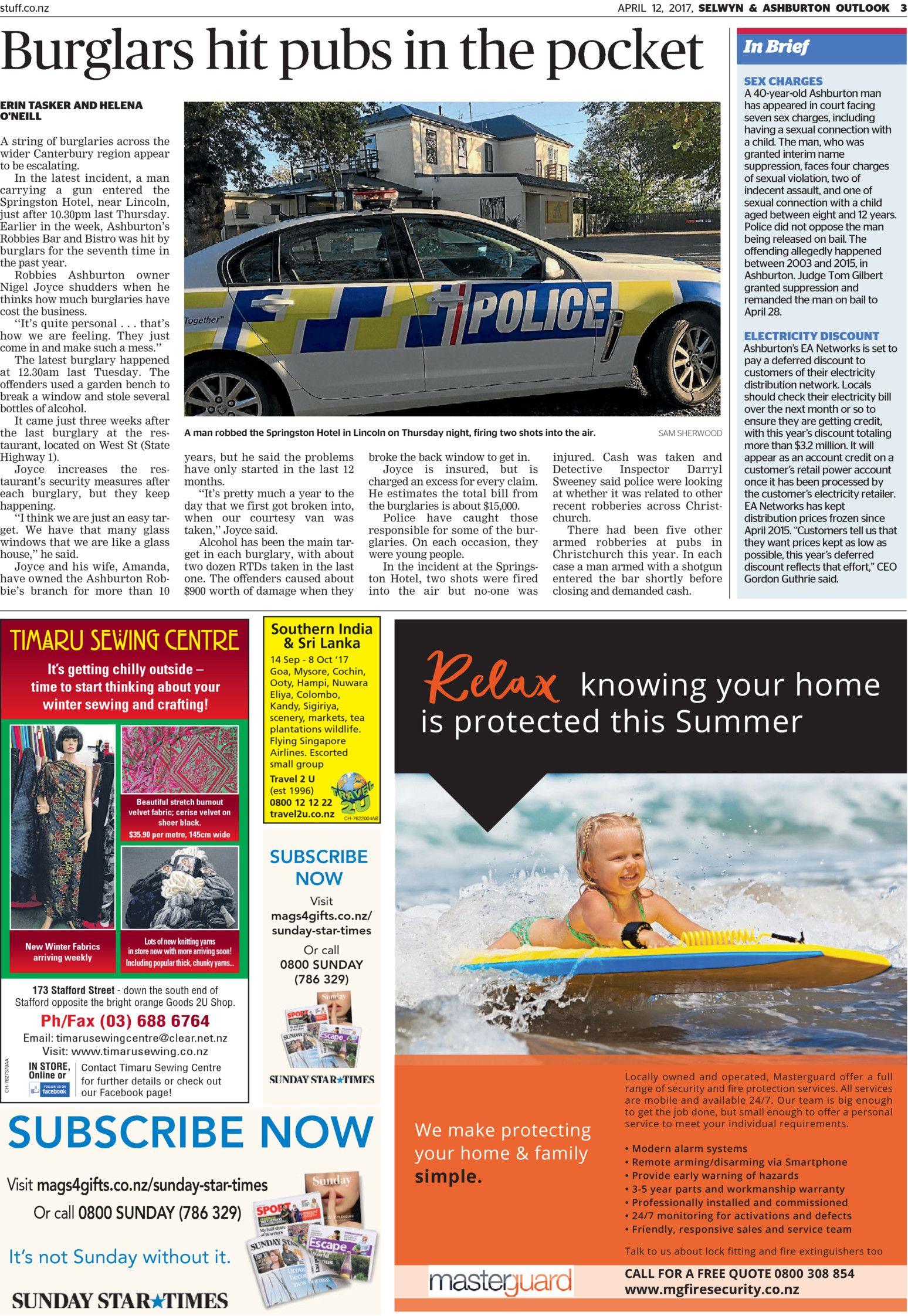 Selwyn & Ashburton Outlook - Read online on Neighbourly