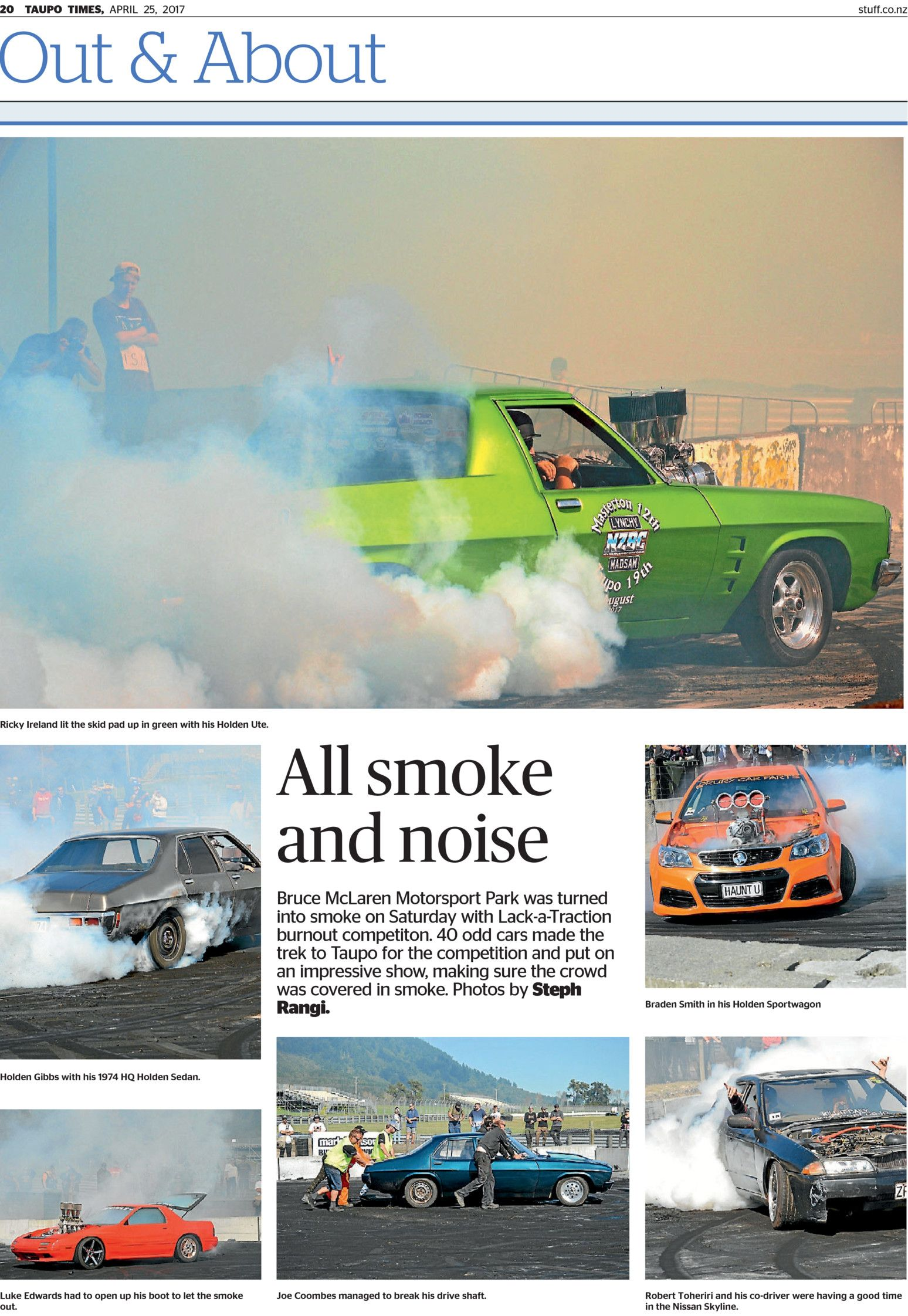 Taupō Times - Read online on Neighbourly