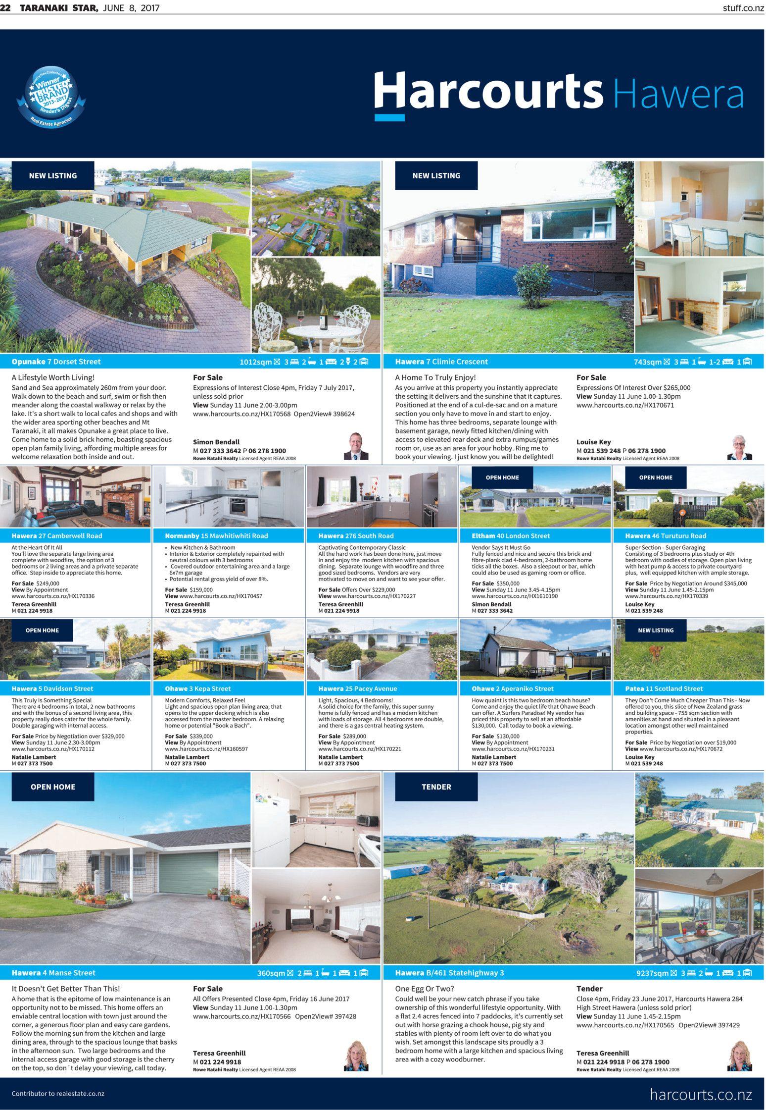 Taranaki Star - Read online on Neighbourly