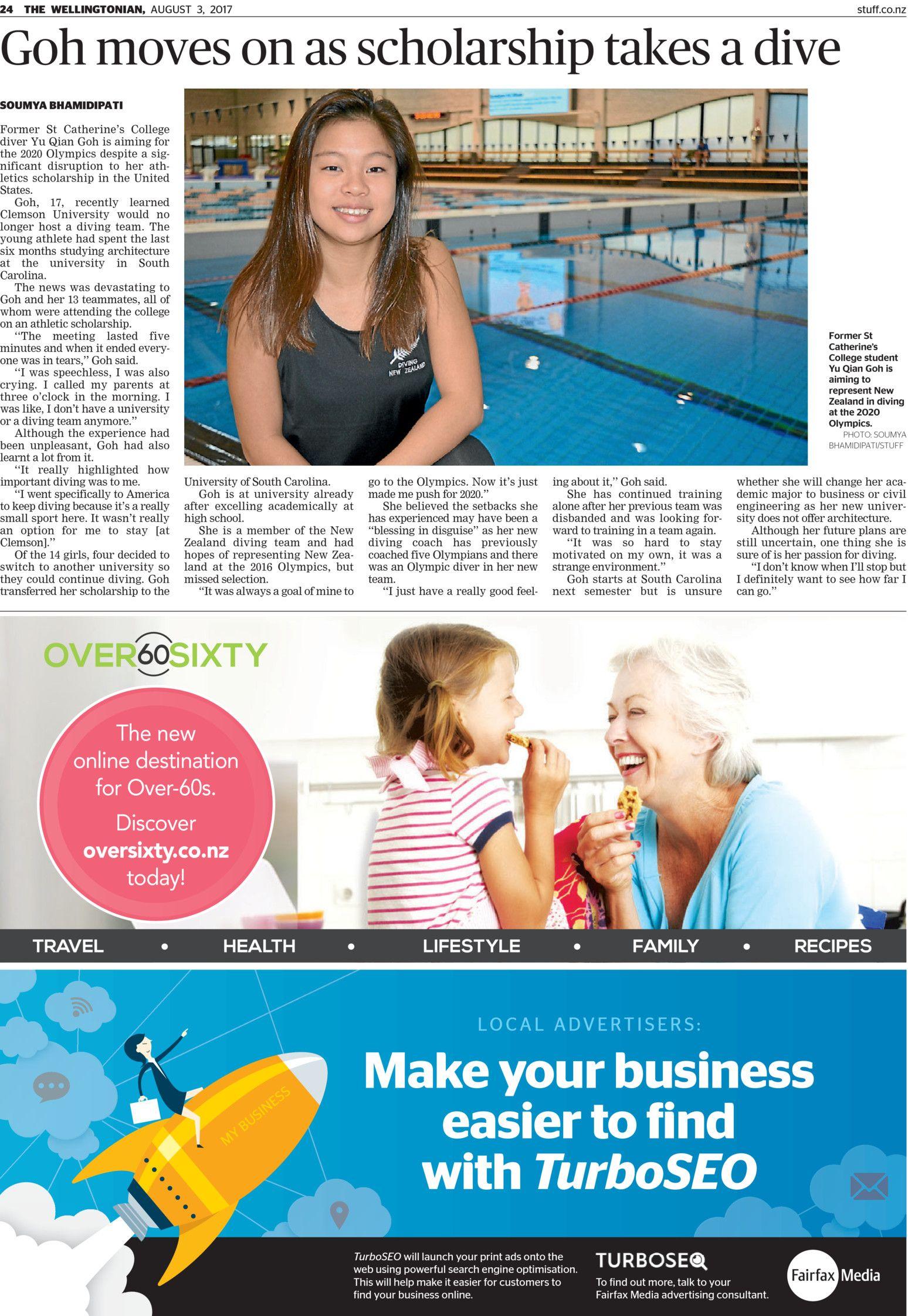 The Wellingtonian - Read online on Neighbourly