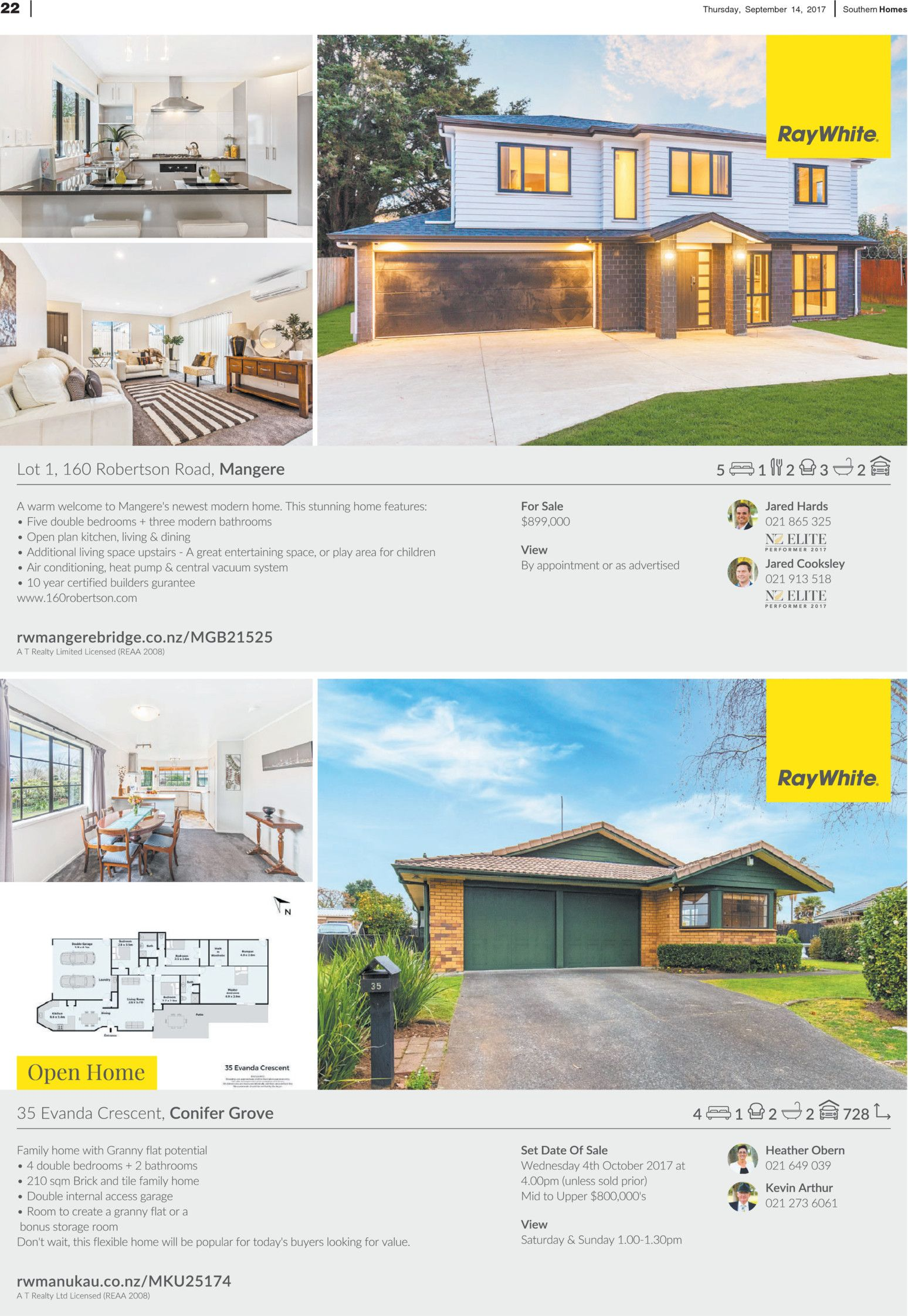 Southern Homes - Read online on Neighbourly