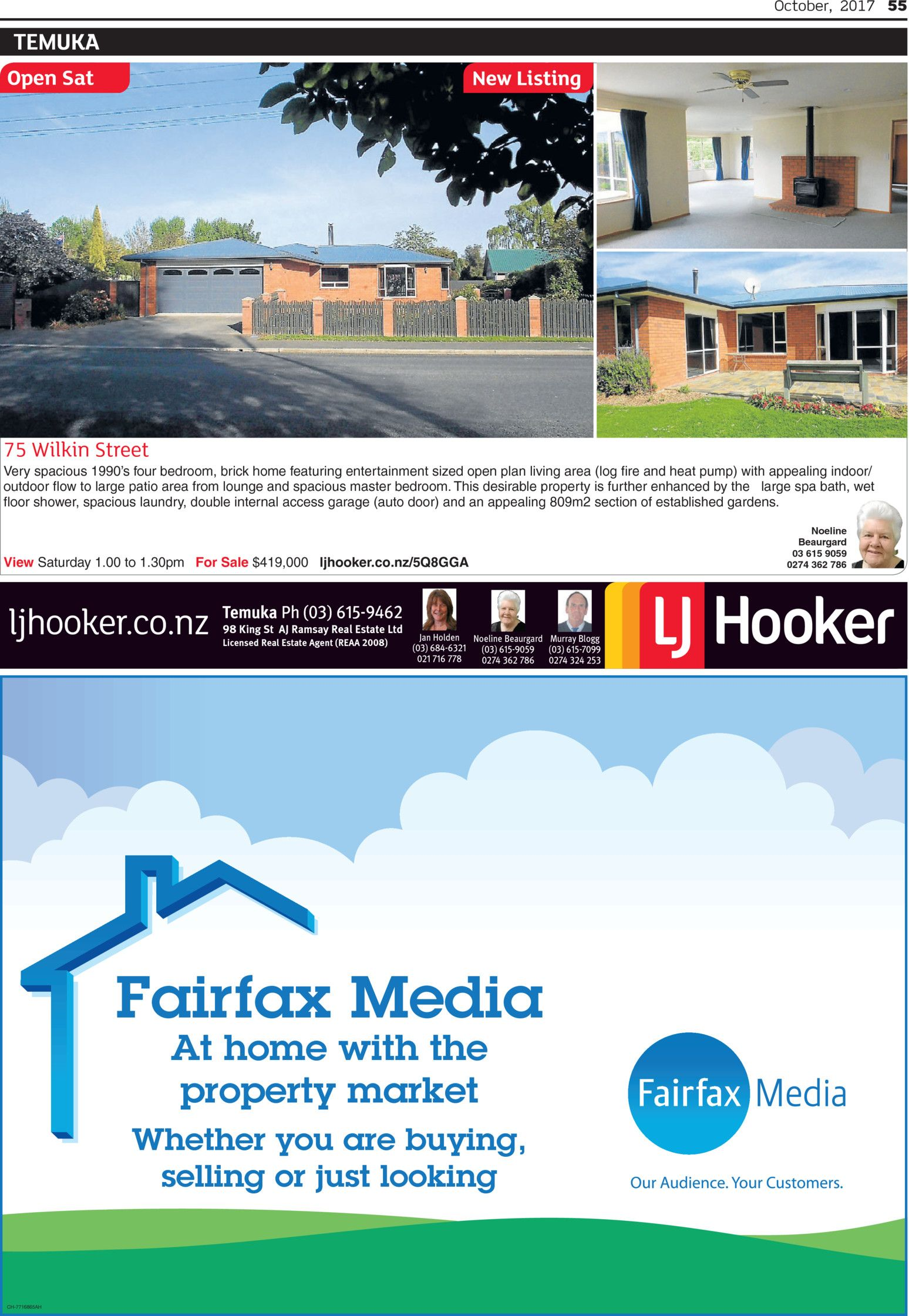 South Canterbury Herald Real Estate - Read online on Neighbourly