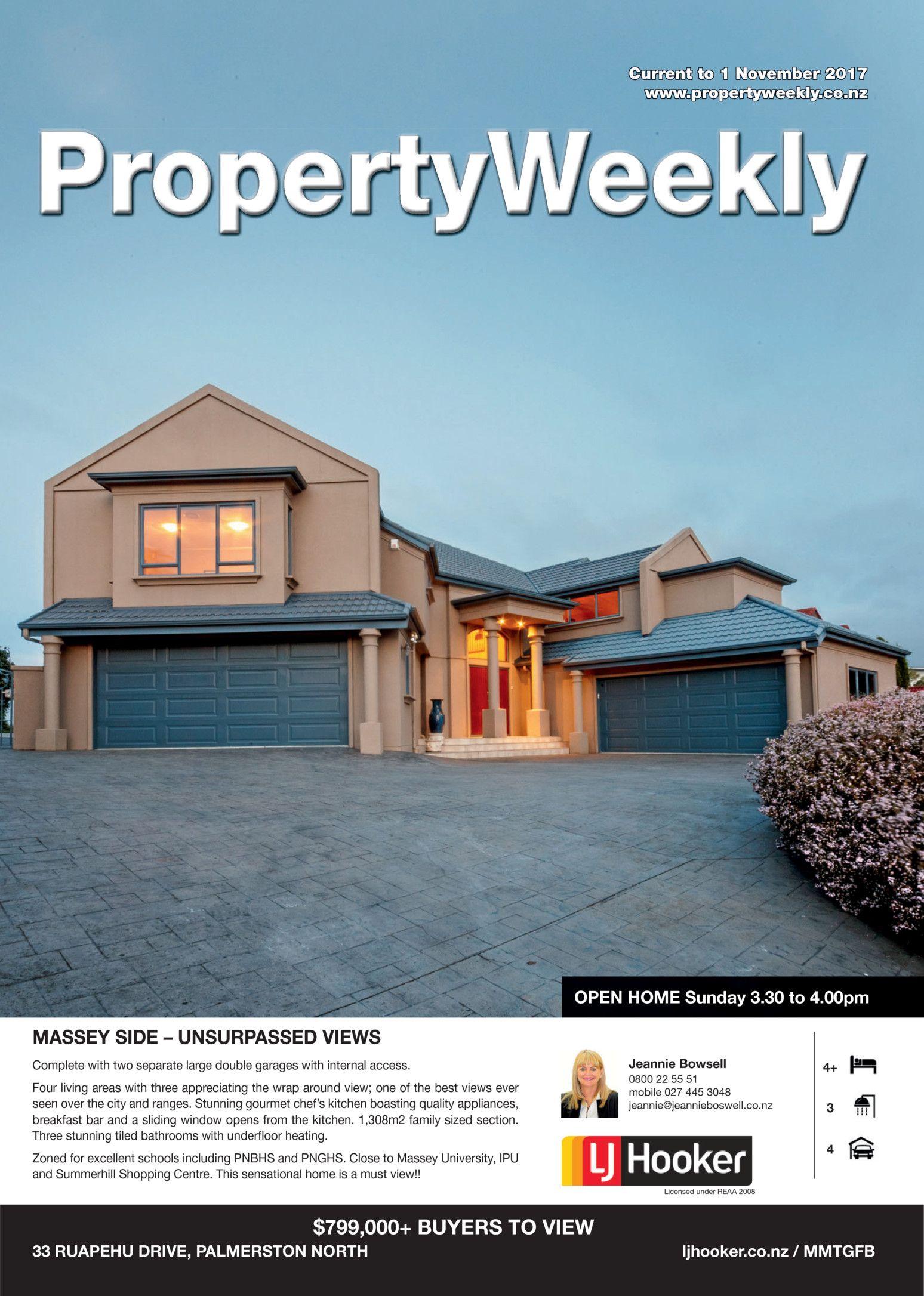 Property Weekly Manawatu - Read online on Neighbourly