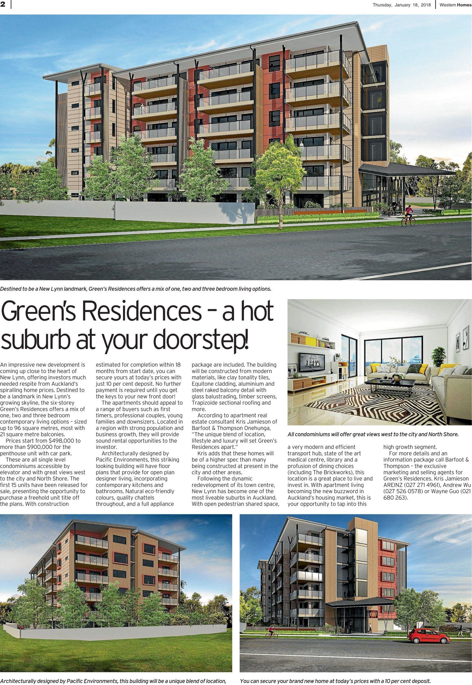Western Homes - Read online on Neighbourly