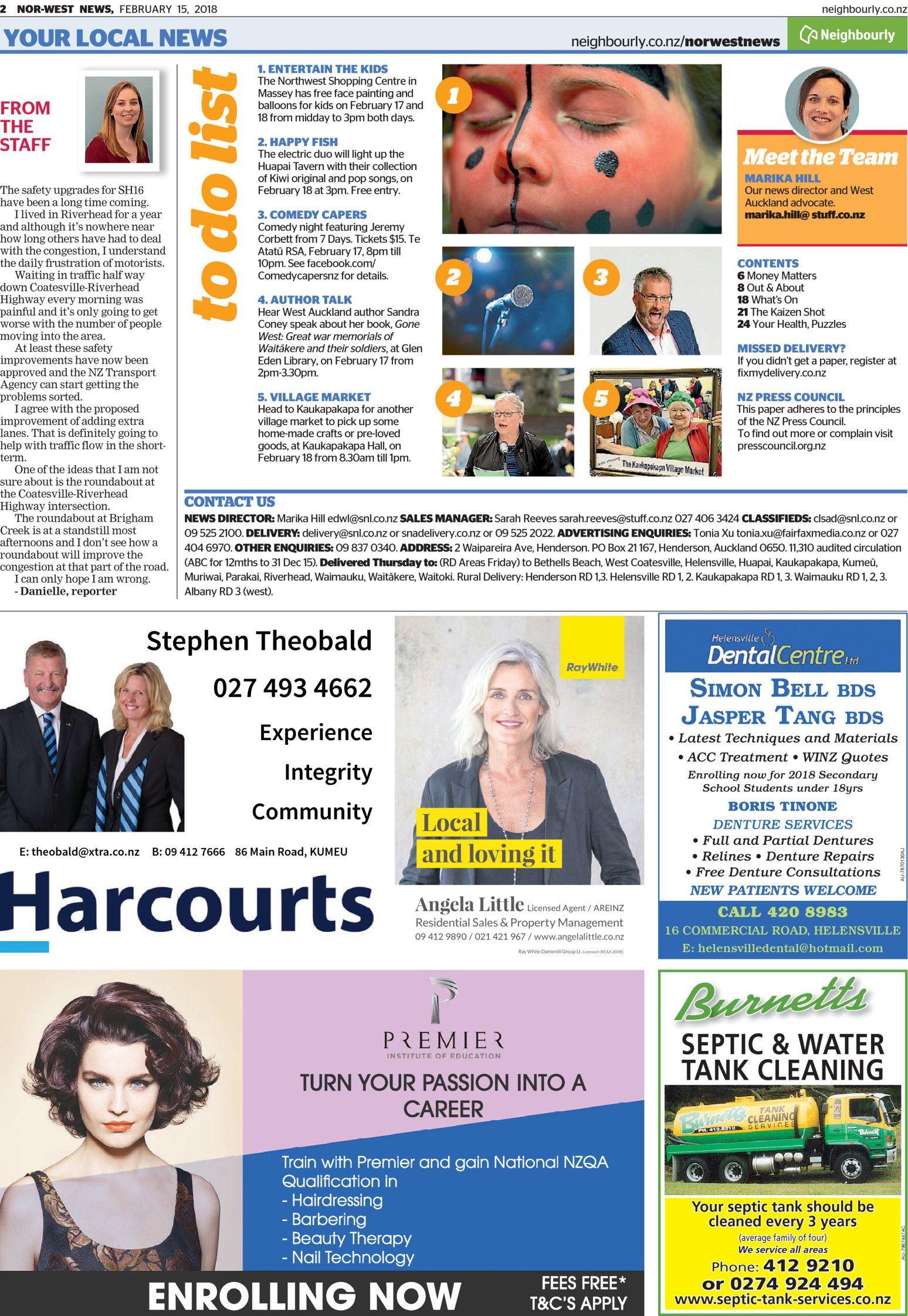 Nor-west News - Read online on Neighbourly