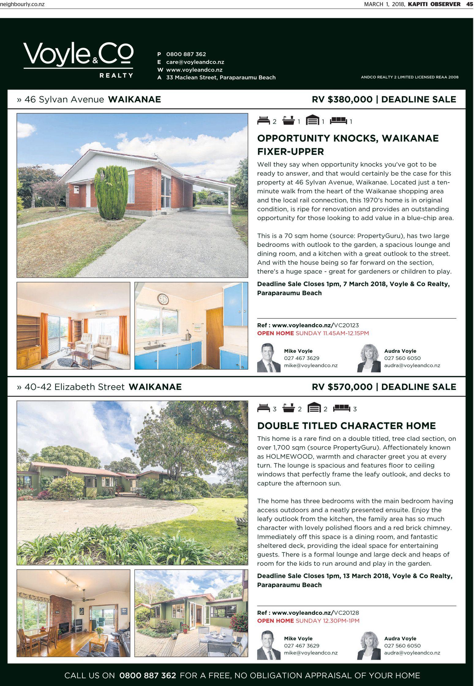 Kāpiti Observer - Read online on Neighbourly