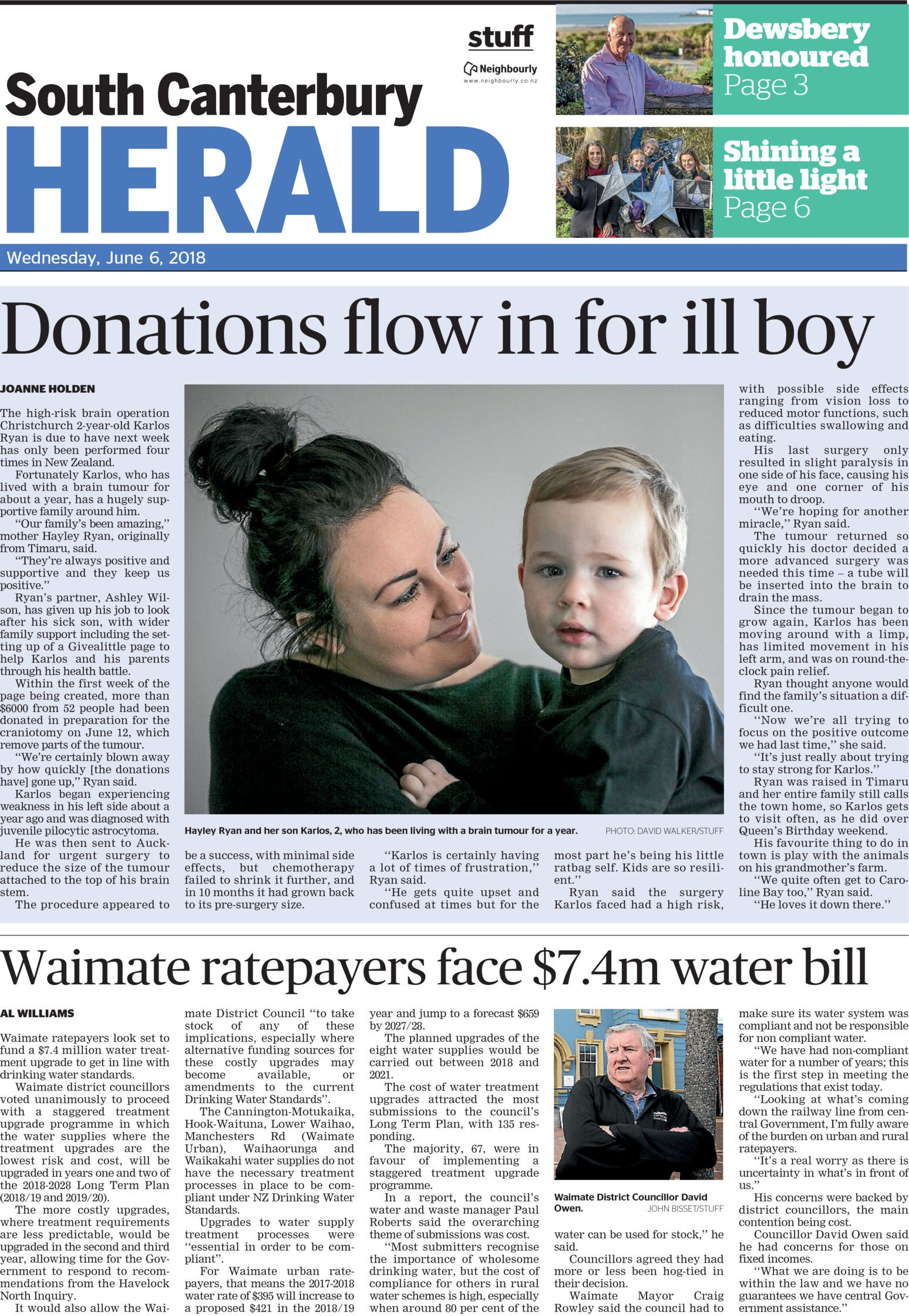 South Canterbury Herald - Read online on Neighbourly
