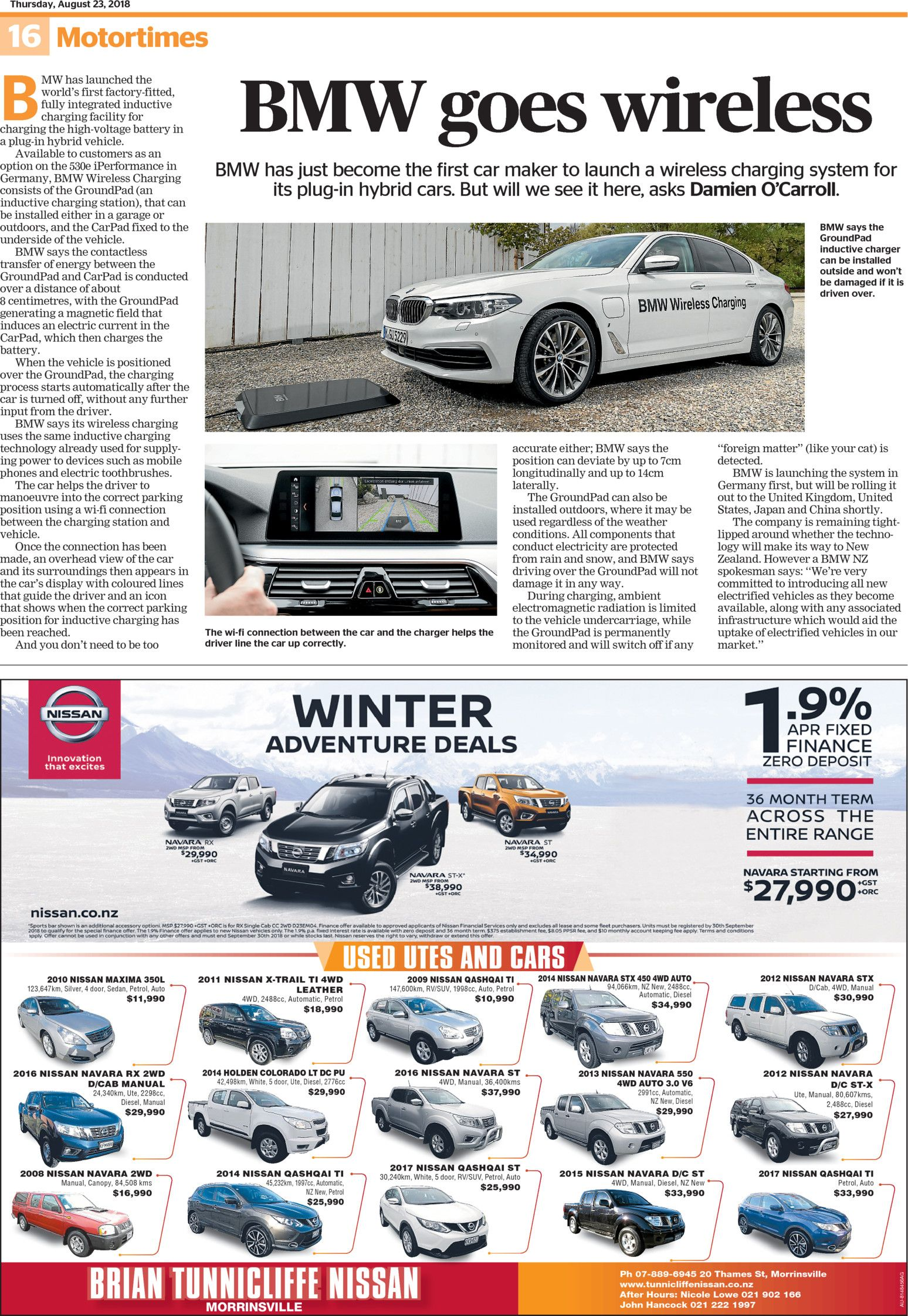 waikato motortimes read online on neighbourly