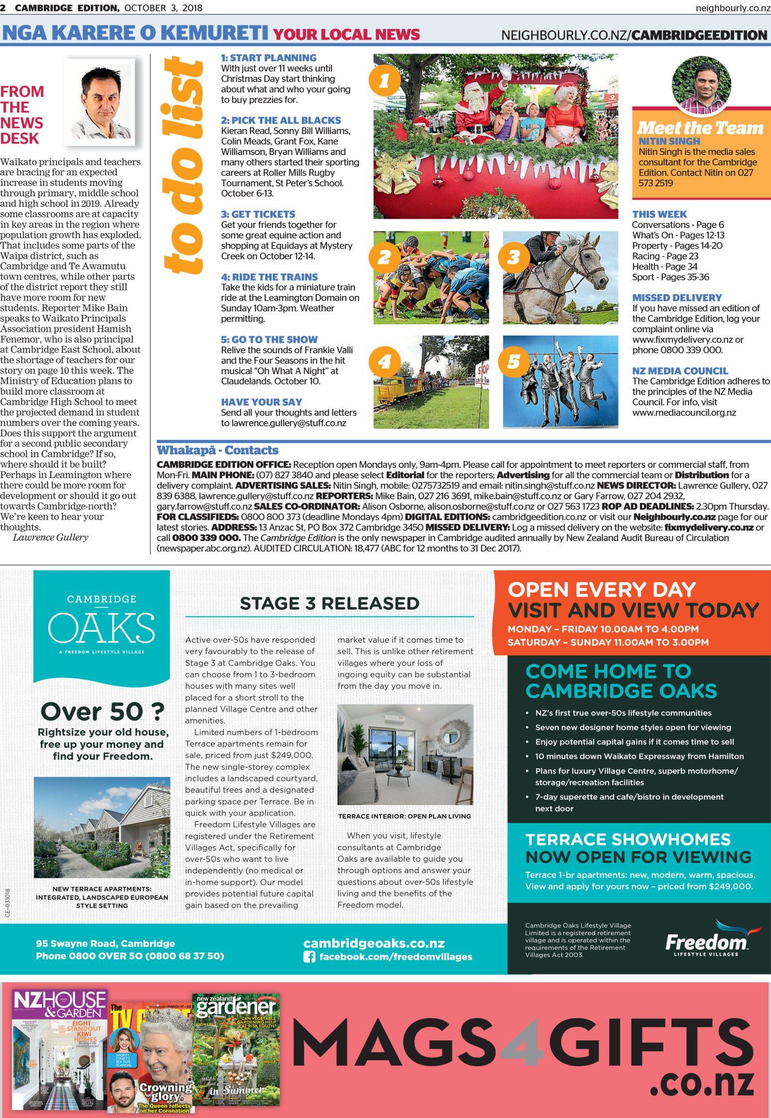 Cambridge Edition Read online on Neighbourly