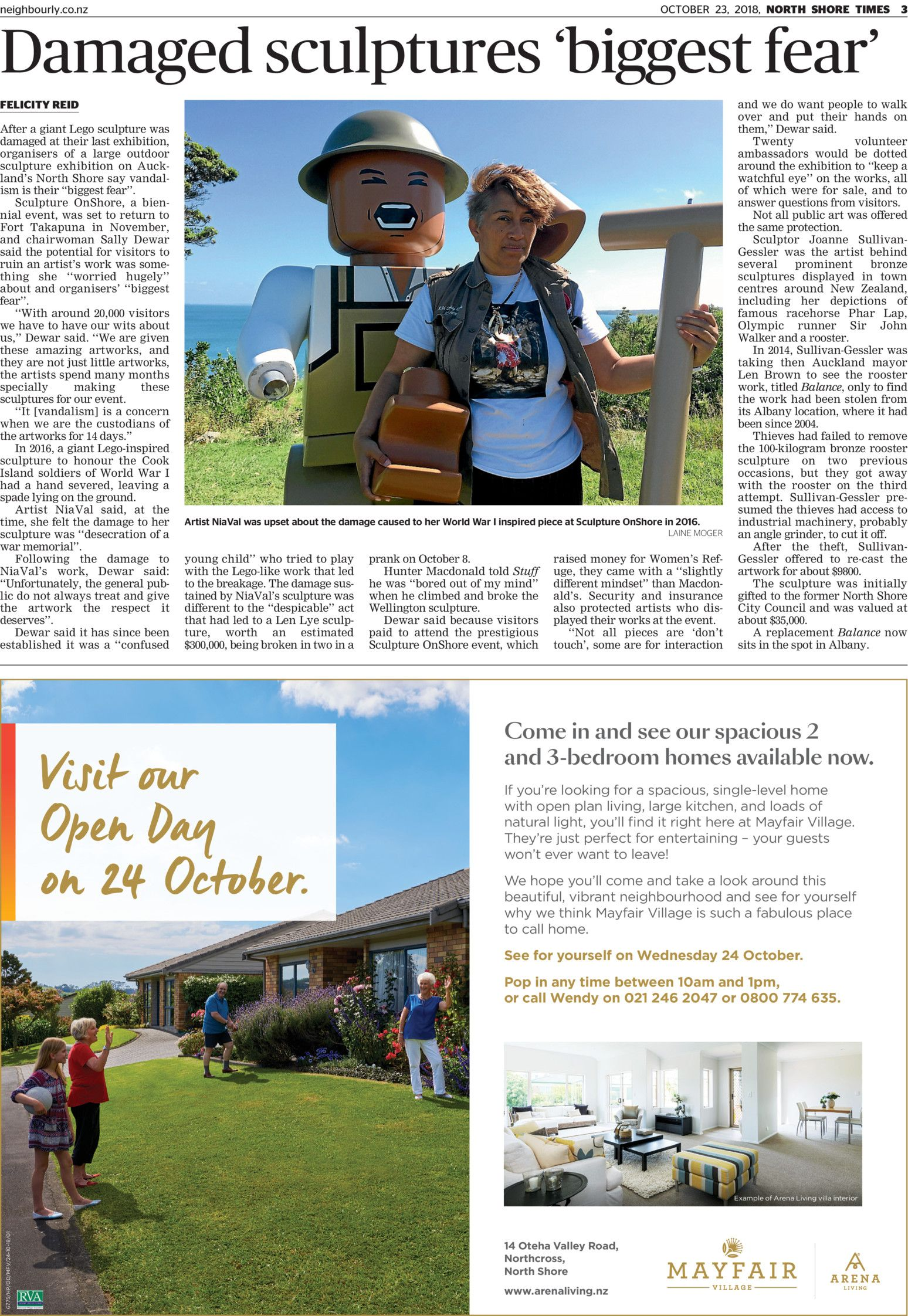 North Shore Times Read online on Neighbourly