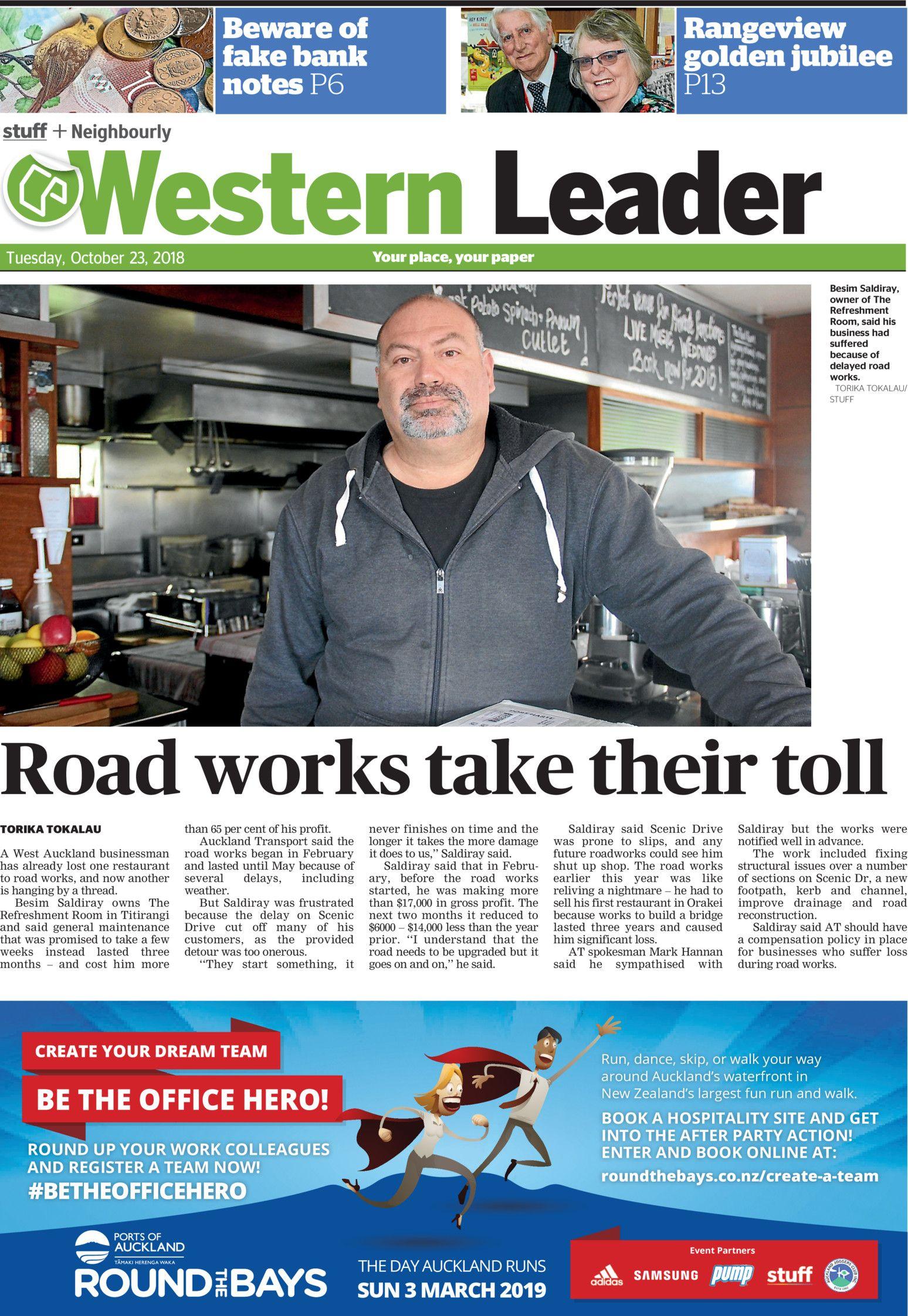 Auckland newspaper jobs