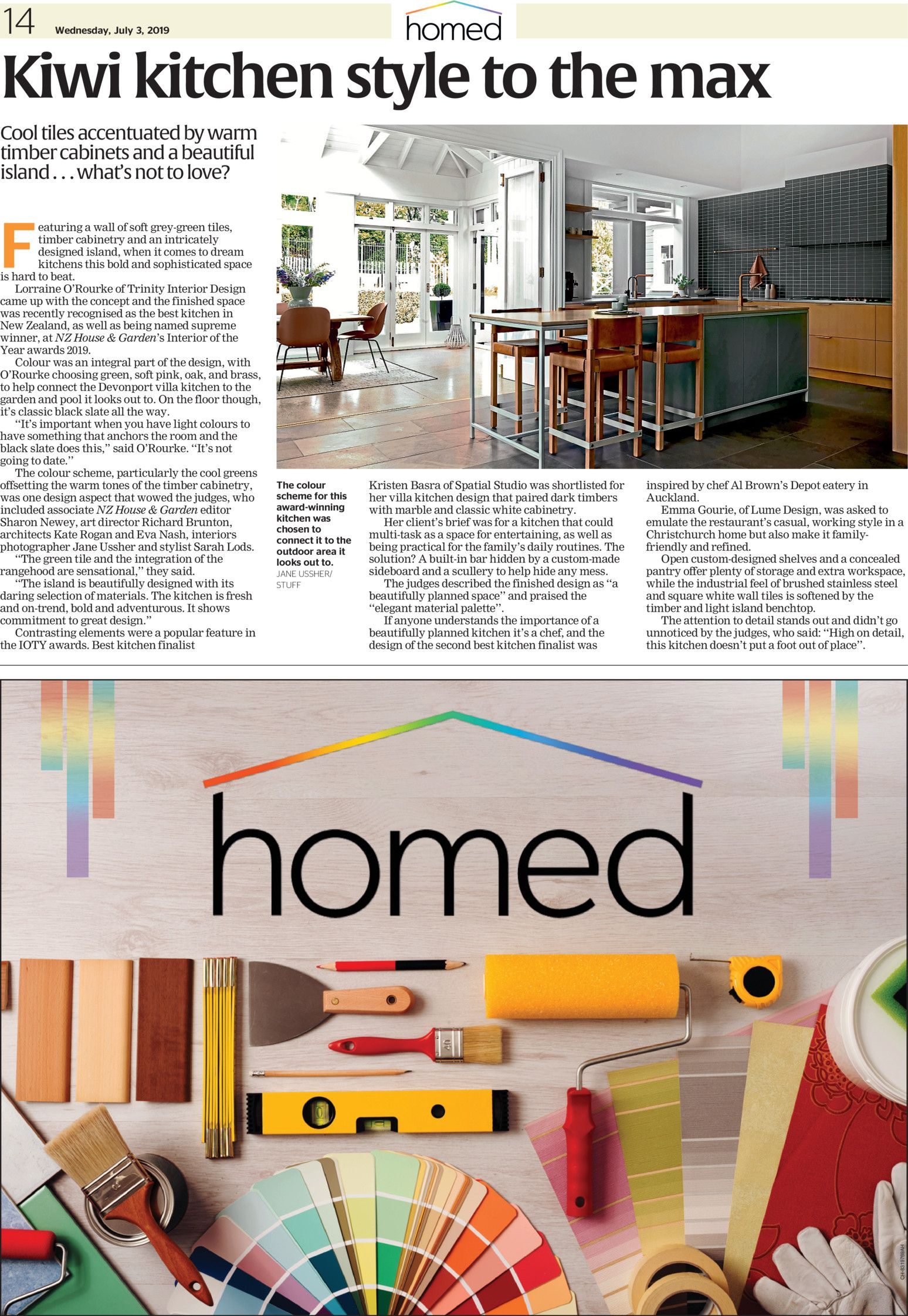 Homed - Read online on Neighbourly