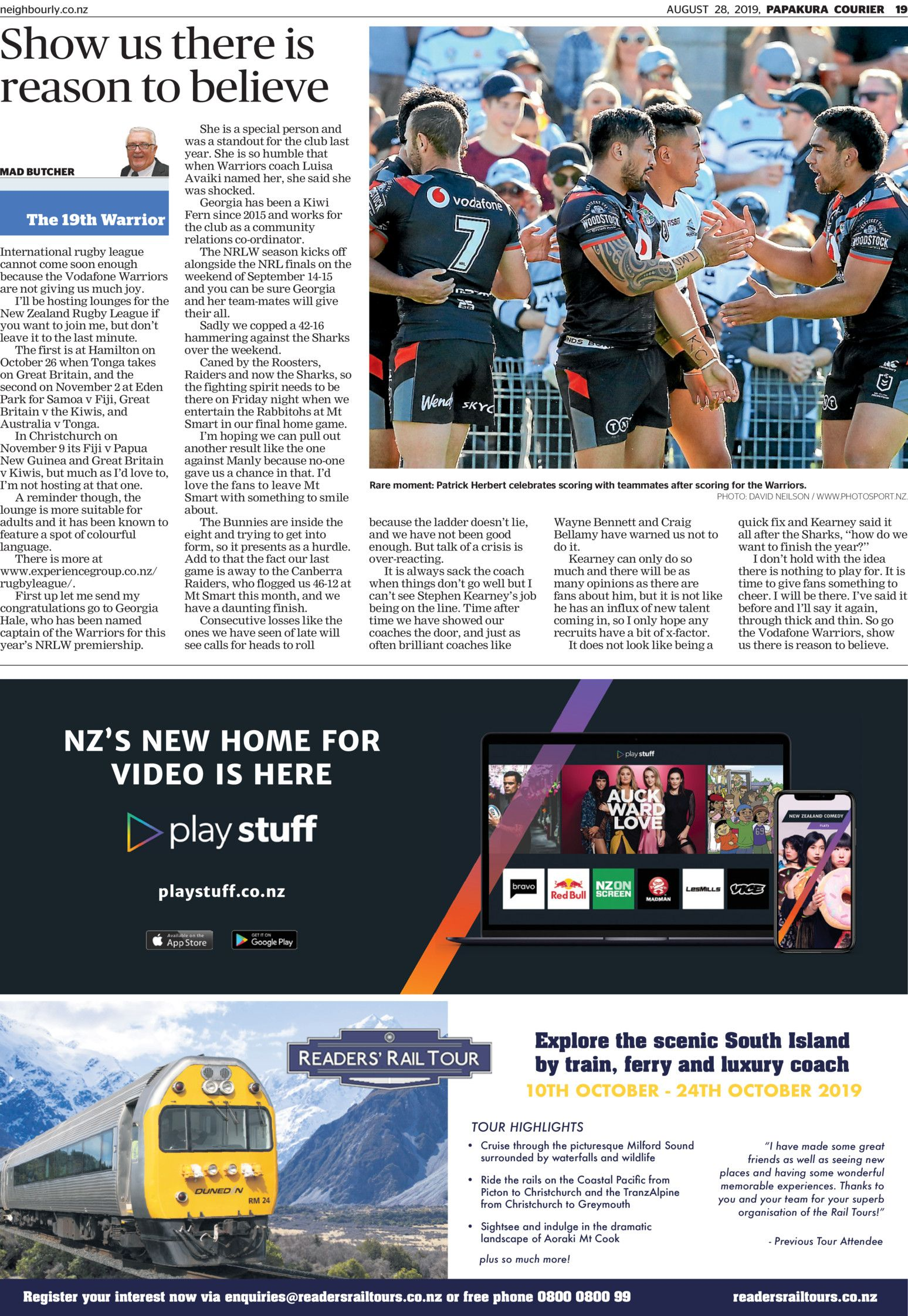 Papakura Courier - Read online on Neighbourly